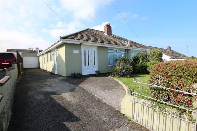 3 bed semi-detached bungalow for sale in Holman Avenue, Camborne TR14