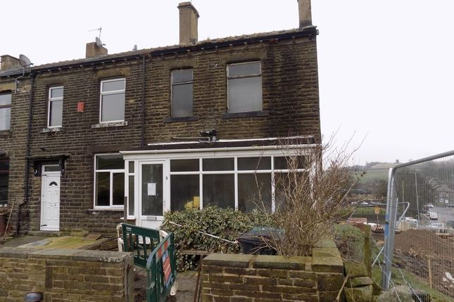 1 bed terraced house for sale in West Avenue, Allerton, Bradford