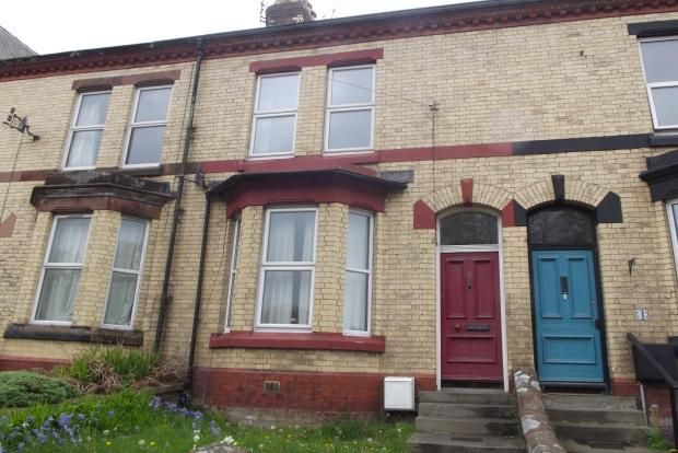 Thumbnail Shared accommodation to rent in Gordon Terrace, Garth Road, Bangor