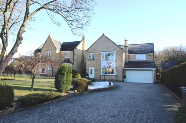 Thumbnail Detached house for sale in Marwell Drive, Washington, Tyne And Wear