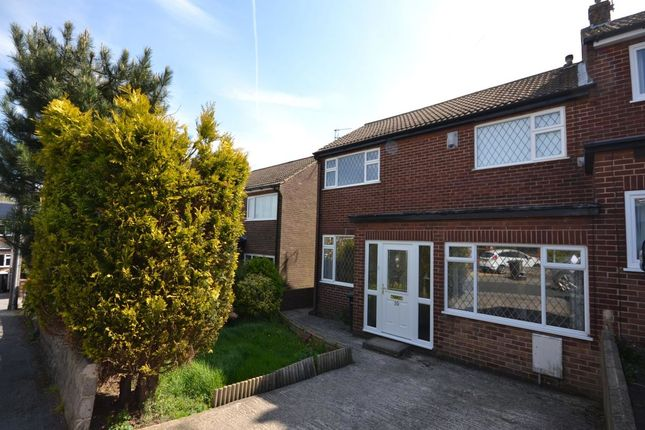 Thumbnail Semi-detached house to rent in Birchfield Avenue, Gildersome, Morley, Leeds