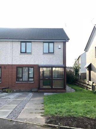 Thumbnail Semi-detached house to rent in Simpson Gardens, Dumfries