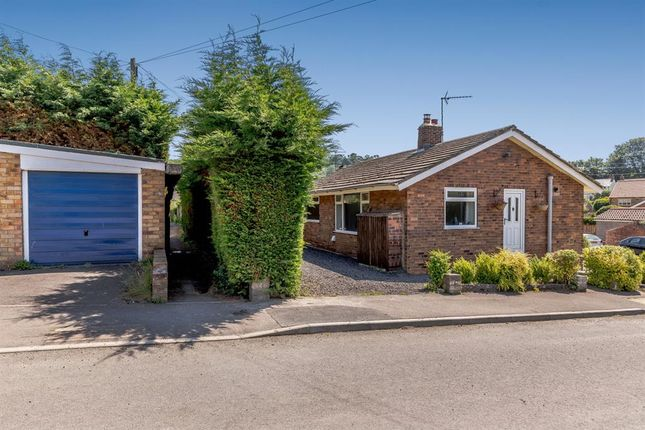 Thumbnail Bungalow for sale in Wold View, Leavening, Malton
