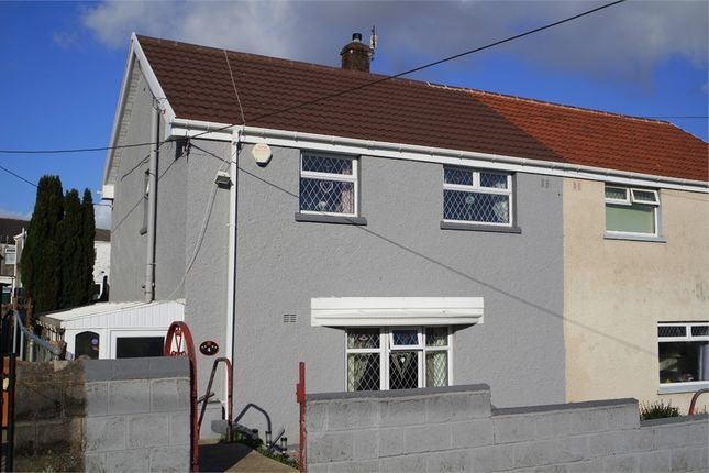 3 bed semi-detached house for sale in 4 Duffryn Madog, Maesteg, Mid Glamorgan CF34