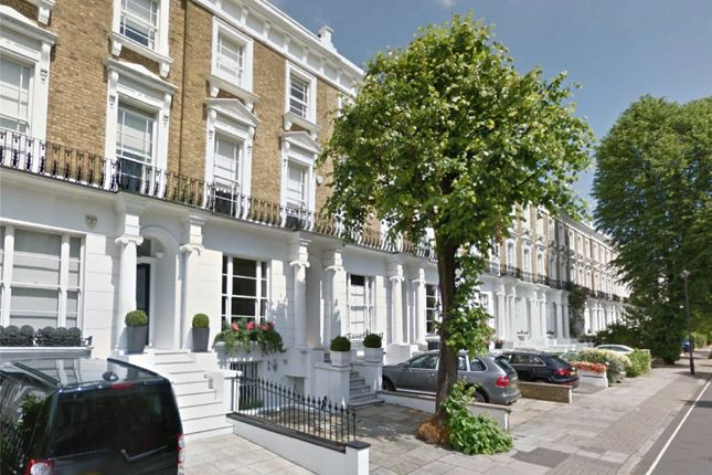 4 bed terraced house for sale in Abbey Gardens, St Johns Wood, London NW8