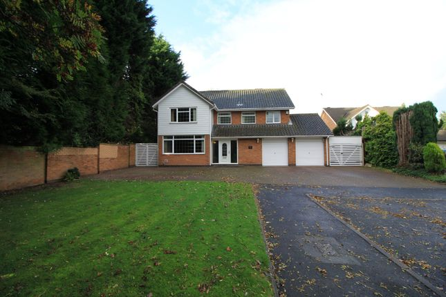 Thumbnail Detached house for sale in Astonbury, Edgbaston, Birmingham