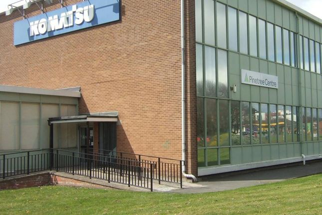 Office to let in Durham Road, Chester Le Street, Birtley
