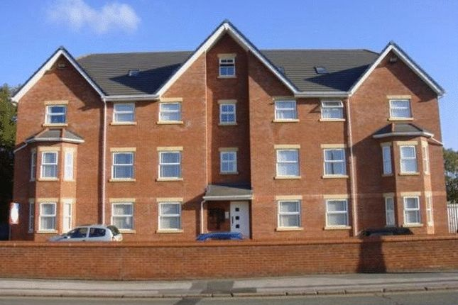 Thumbnail Flat to rent in Wellington Road, Wavertree, Liverpool