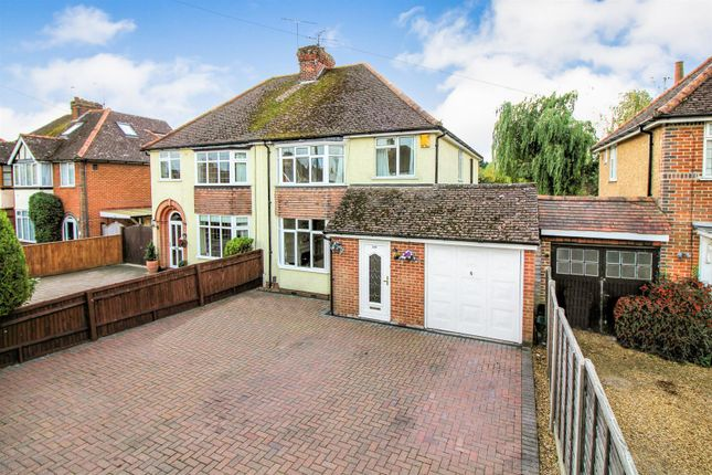 Thumbnail Semi-detached house for sale in Tring Road, Aylesbury