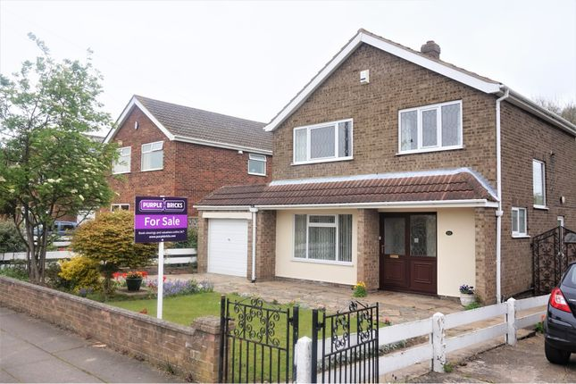 Thumbnail Detached house for sale in Anderby Drive, Grimsby