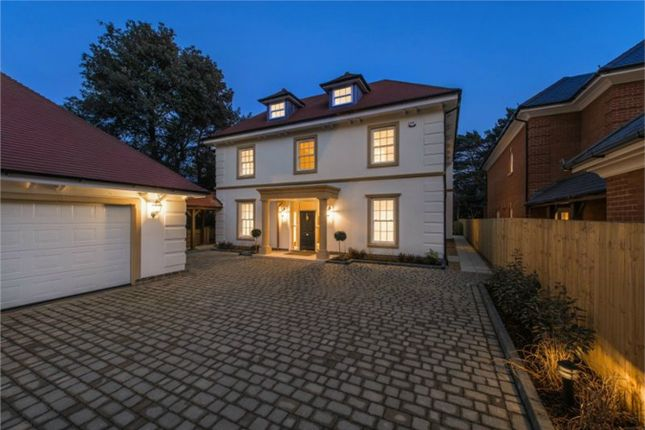 Thumbnail Detached house for sale in Bingham Avenue, Evening Hill, Poole, Dorset