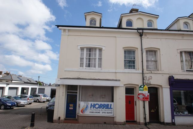 Thumbnail Flat for sale in Winner Street, Paignton