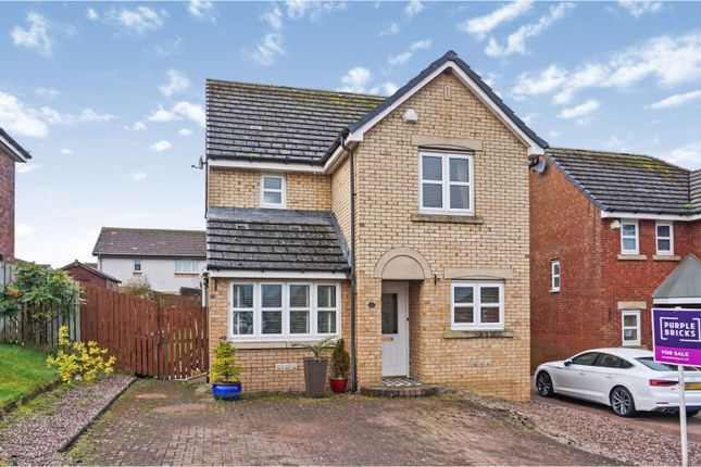Thumbnail Detached house for sale in St. Brides Way, Ayr