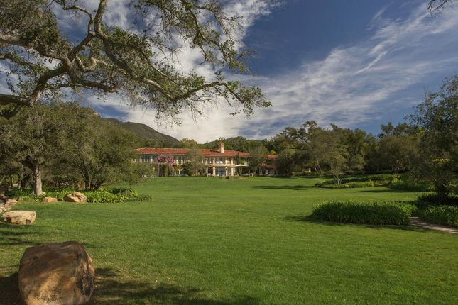 Thumbnail Property for sale in 700 Park Lane, Montecito, Ca, 93108