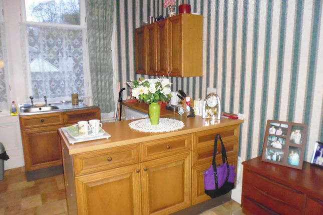 Dining Kitchen of Flat 2, Cruden House, 6, Bishop Terrace, Rothesay, Isle Of Bute PA20