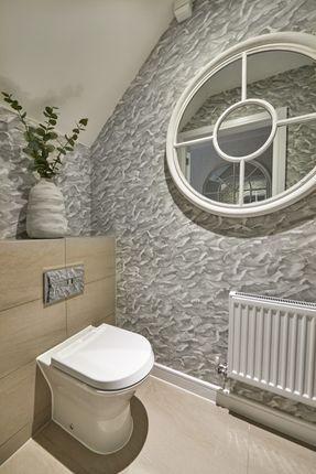 Toilet of Terrace Road, Walton-On-Thames KT12
