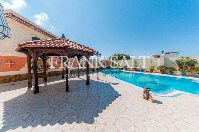 3 bed bungalow for sale in 750177, Marsaxlokk, Malta