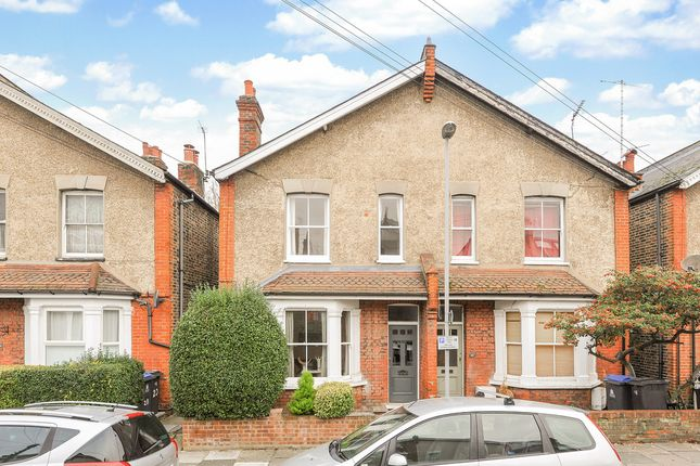 Thumbnail Flat to rent in Dudley Road, Kingston Upon Thames