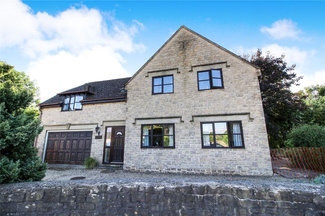 Thumbnail Detached house to rent in Crudwell, Malmesbury, Wiltshire
