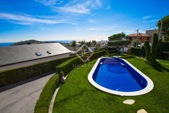 Thumbnail Villa for sale in Spain, Barcelona North Coast (Maresme), Tiana / Mas Ram, Mrs2263