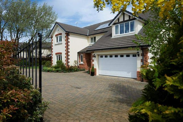 Thumbnail Detached house for sale in 12 The Links, Peel