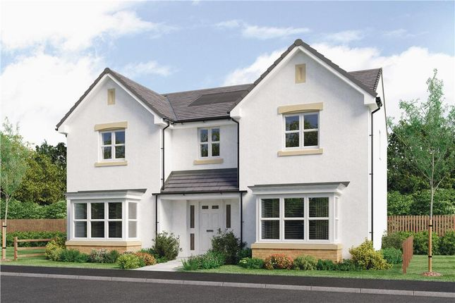 """Thumbnail 5 bed detached house for sale in """"Napier"""" at Lasswade Road, Edinburgh"""