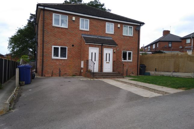 Thumbnail Semi-detached house to rent in Manor Court, Worsbrough, Barnsley