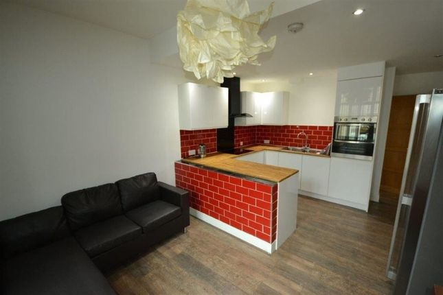 Thumbnail Property to rent in Granby Street, Leicester