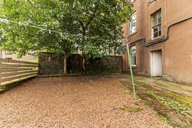 Garden of Rosefield Street, Dundee, Angus DD1