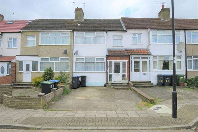Thumbnail Terraced house for sale in Leda Avenue, Enfield, Greater London