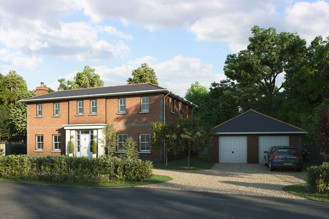 Thumbnail Detached house for sale in Playstreet Lane, Ryde