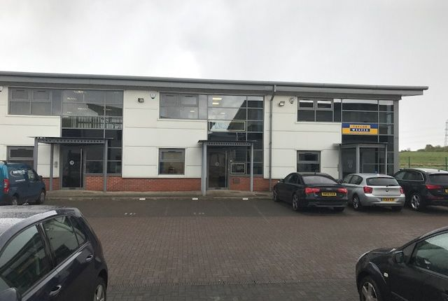 Thumbnail Office for sale in Unit 18, Trident Park, Blackburn