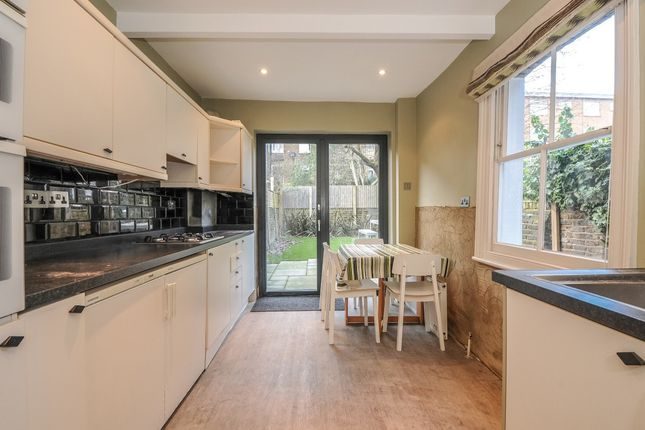 Thumbnail Terraced house to rent in Corbyn Street, Hornsey
