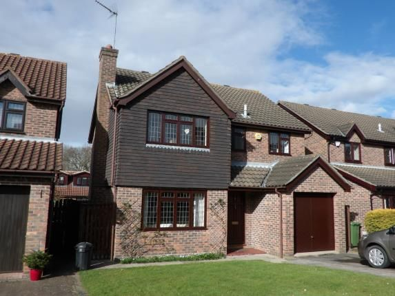 Thumbnail Detached house for sale in Paget Drive, Billericay