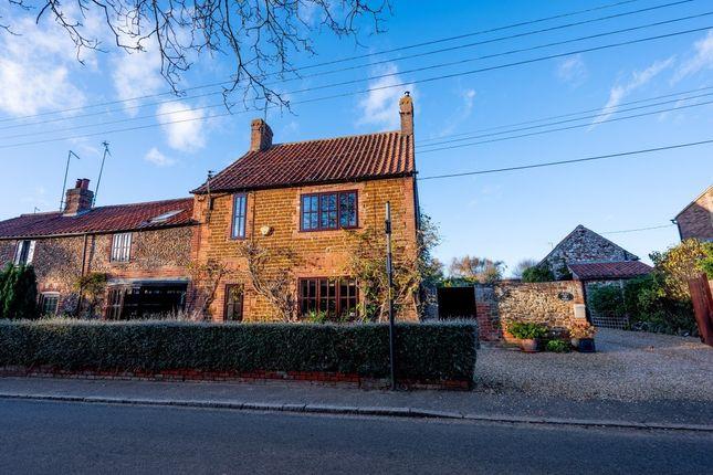 Thumbnail Cottage for sale in Docking Road, Sedgeford, Hunstanton
