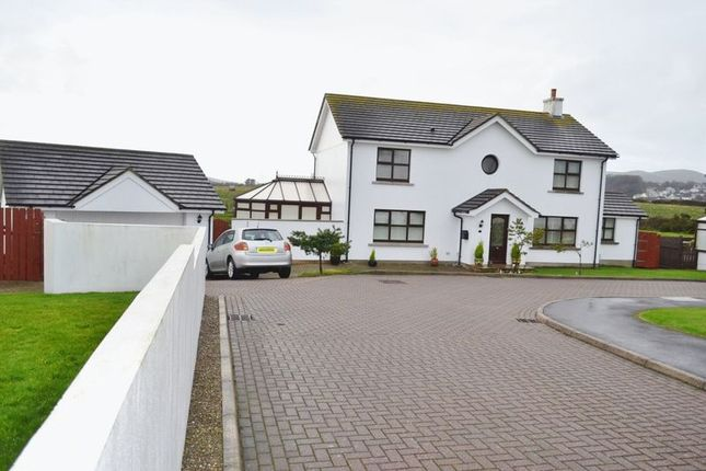 Thumbnail Detached house to rent in Ballagill, Croit E Caley, Colby, Isle Of Man