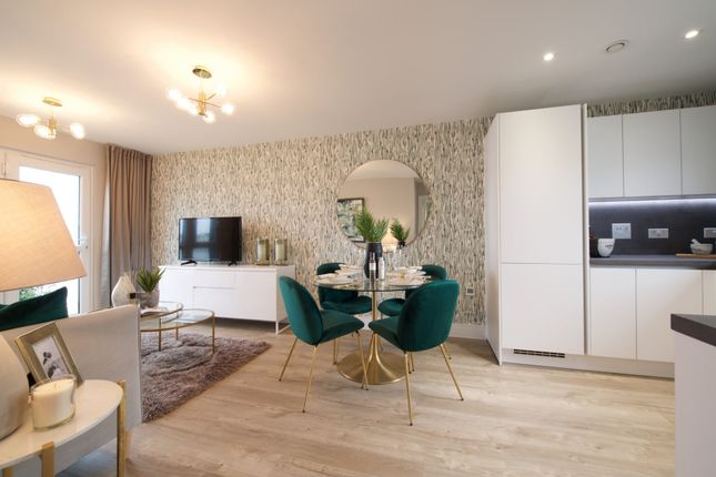 Thumbnail Flat for sale in 5 Television House, Radcliffe Road, Southampton