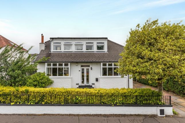 Thumbnail Detached bungalow for sale in Poplar Avenue, Newton Mearns