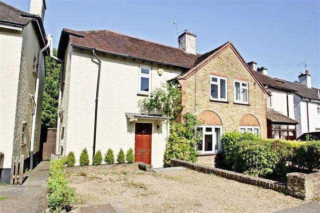 Thumbnail Semi-detached house for sale in Blackwell Road, Kings Langley