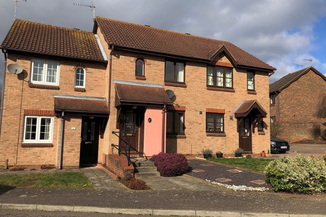 2 bed terraced house to rent in Pinetree Close, Kesgrave, Ipswich IP5