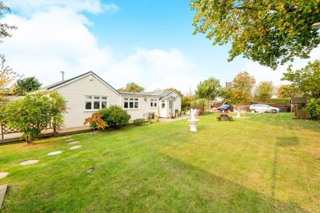 Thumbnail Bungalow for sale in Navestock, Romford, Havering