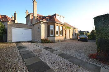 Thumbnail Detached bungalow to rent in Craigleith Gardens, Edinburgh