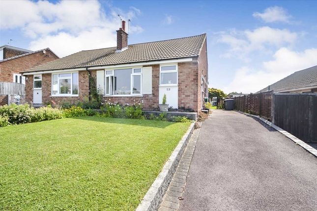 2 bed semi-detached bungalow for sale in Rowan Drive, Keyworth, Nottingham NG12