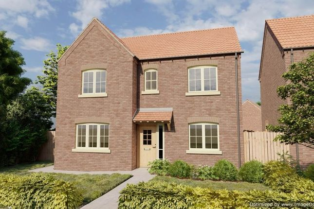 Thumbnail Detached house for sale in East Lane, Corringham, Gainsborough