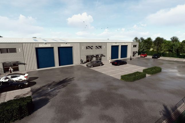 Thumbnail Industrial for sale in Cockerell Road, Corby