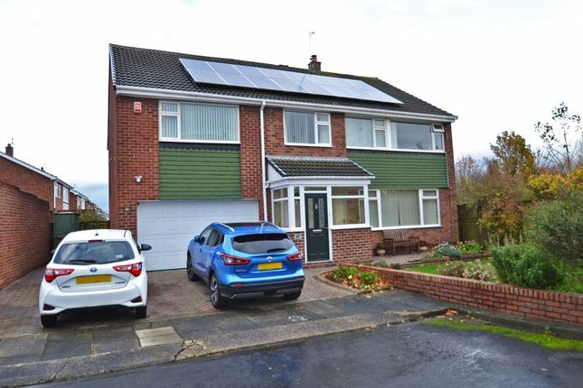 Thumbnail Detached house for sale in Wenlock Drive, North Shields