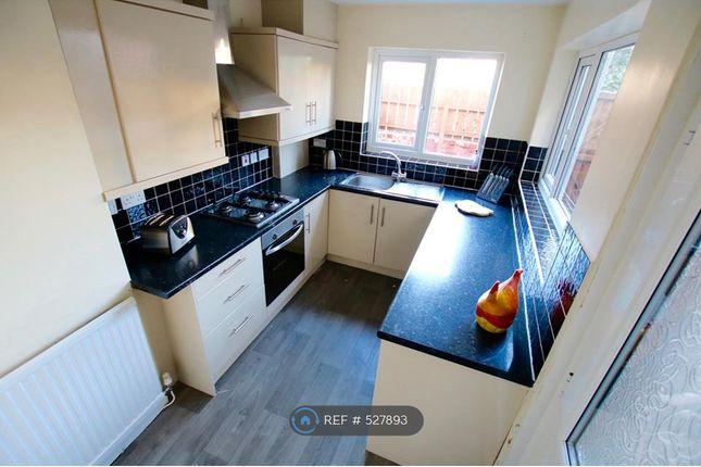 Thumbnail Semi-detached house to rent in Market Street, Rhosllanerchrugog, Wrexham