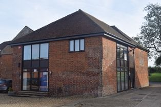 Thumbnail Office to let in Clare Park, Crondall, Farnham