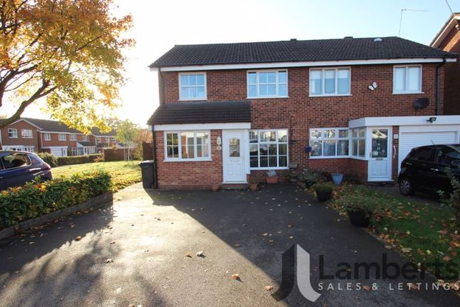 Front View of Gateley Close, Redditch B98