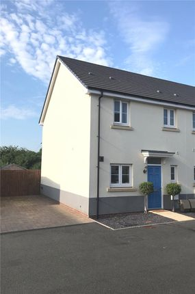 Thumbnail Semi-detached house for sale in Honeyhill Grove, Lamphey, Pembroke